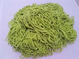 mie hijau